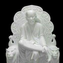Sai Baba Statue In Jaipur Rajasthan Sai Baba Ki Murti