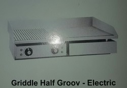 Griddle Groov - Electric
