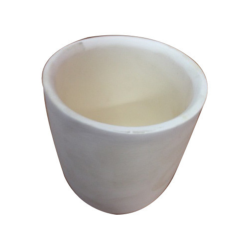 Hofmann Ceratuff White Alumina Crucible, For Laboratory Analysis, 5ml To  750 Ml, Rs 1800 /piece | ID: 10896123497