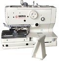 Eyelet Button Hole Sewing Machine, Automatic Grade: Semi-automatic