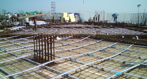 Bonded Post Tensioning System