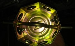 8 Round Fan Box