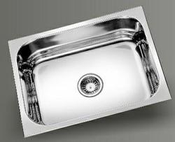 Stainless Steel Kitchen Sink 24x18