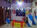 Theme Decorations Service