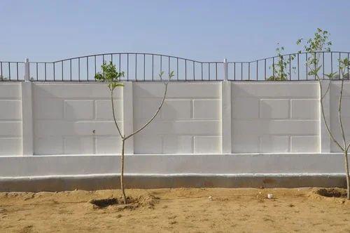 Compound Wall Design Home