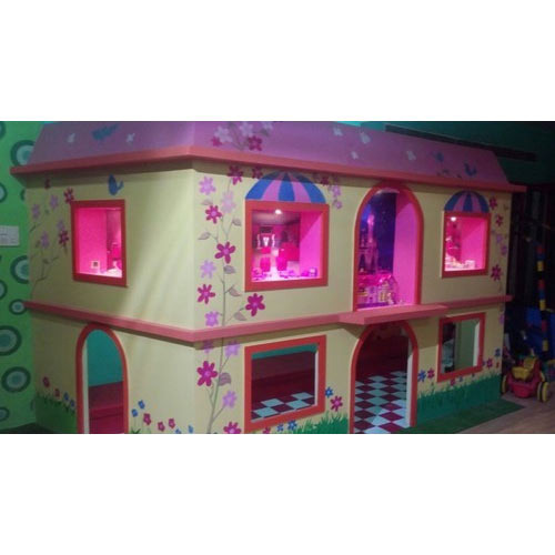 Wooden Doll House - View Specifications & Details of Doll Houses by