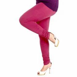 Churidar Cotton Ladies Plain Legging