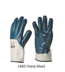 Nitrile Heavy Coated Gloves