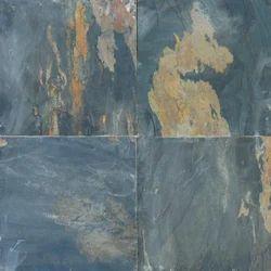 Black Rust Slate Tile