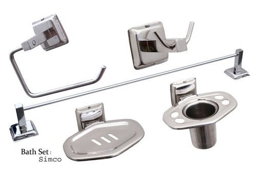 Stainless Steel Ss Bathroom Accessories