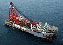 Marine Deck Crane Vessel