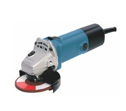 Virgin Plastic Black & Blue Stronger 4 inch Angle Grinder, 850 W, Warranty: No warranty