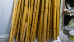 Yellow Artificial Bamboo