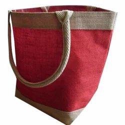 Plain Jute Fashion Bags, Capacity: 5 Kg