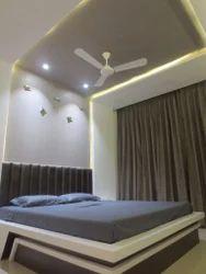 SL Interior Design Master bedroom