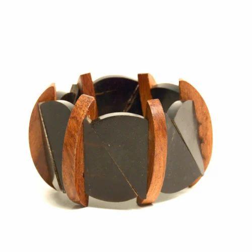 Modern Wooden Bracelets