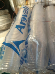 Coldring Disposable Plastic Glass