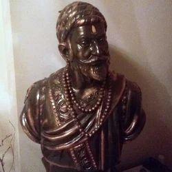 Shivaji Maharaj Half Bust