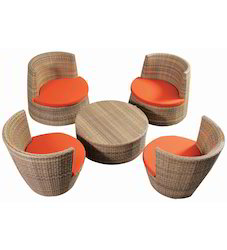 Garden Wicker Set