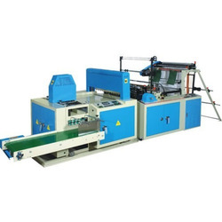 Semi-Automatic Paper Bag Making Machine