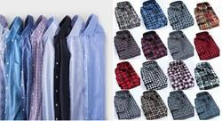 dd87eaf0 Branded Stock Lot Men Shirts at Rs 499 /piece | Delhi | ID: 12106870330