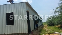 Labour Shed Roofing Contractors