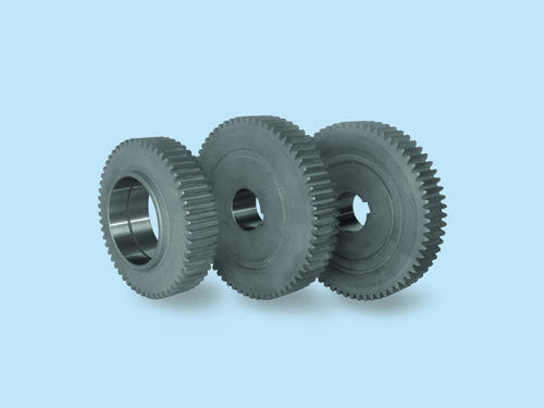 Shaved Spur Gears