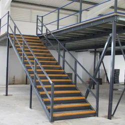 Staircase Mezzanine Floor