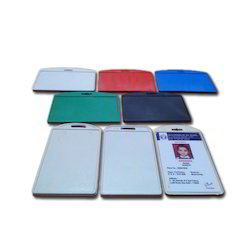 ID Card Holders Sticky