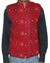 Kantha Work Reversible Hand Quilted Jackets