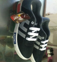 Xpert Black white Boys Shoes, Size: 6_10