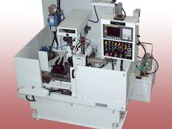 CNC Keyway Milling Machine