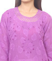 Fashionable Embroidered Kurti