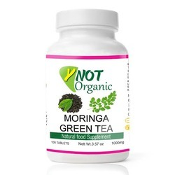 Natural Moringa Green Tea Tablet