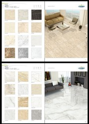 Ceramic Floor Tiles Super Glossy Series