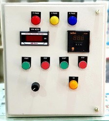 Three Phase Electrical Panels, for Industrial, IP Rating: IP54