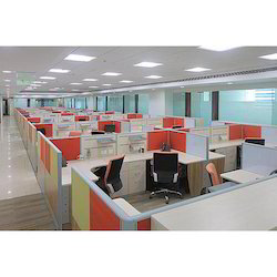 cubicle for office. Orange And White Modern Office Workstation Cubicle For