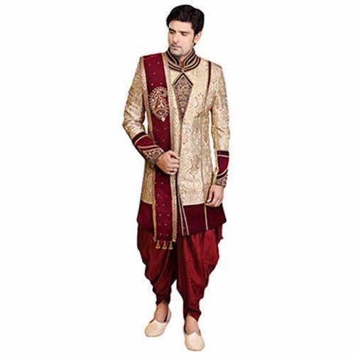 5604235efe Mens Sherwani Manufacturer from New Delhi