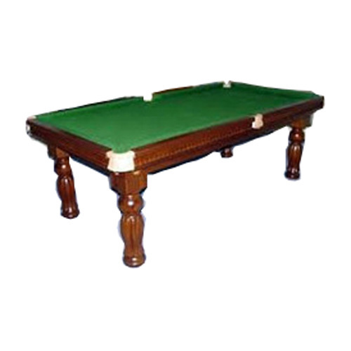 Standard Pool Table Q Cafe Snooker Manufacturer In Indira Nagar - How big is a standard pool table