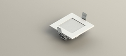 3w Square LED Backlit Panel Housing