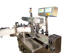 Auto Front & Back Labeling Machine