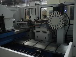 CNC Machine for Crank Case Operations