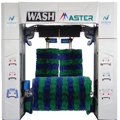 Roll Over Car Wash System Wash Master Car Wash Equipment
