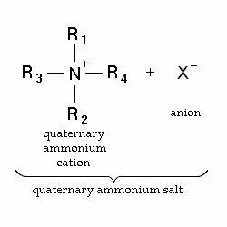 Quaternary ammonium