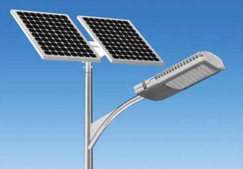 12W LED Solar Street Light Design
