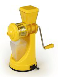 ABS Plastic Colored Fruit Juicer