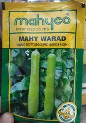 Mahyco Seeds Warad Hybrid Bottle Gourd Seeds, Pack Size: 50g