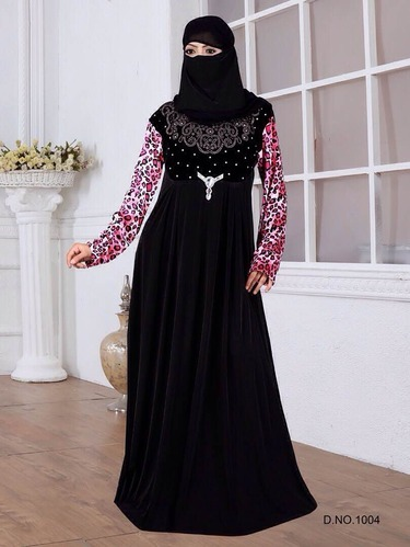 Islamic Abaya at Rs 1050 /piece(s) | Laskana | Surat | ID: 8990948362