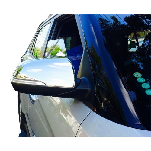 Chrome Side Mirror Covers