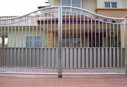Sonam Enterprises Modern Steel Gate, For Home